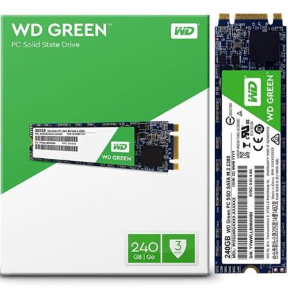 Imagen de SSD M.2 240GB WD GREEN