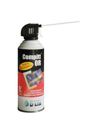 Imagen de Aire Comprimido DELTA removedor de partículas 160 grs