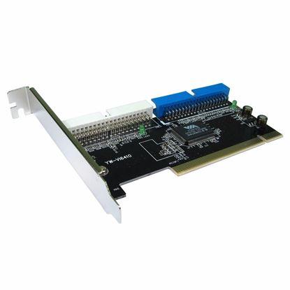 Imagen de PLACA PCI ATA133 2P (chip VIA 6410)