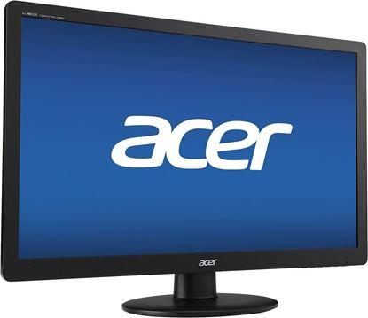 """Imagen de LED 20"""" ACER S200HQL  WIDE  c/VGA"""