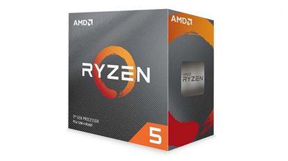 Imagen de CPU AMD AM4 RYZEN 5 3500 BOX
