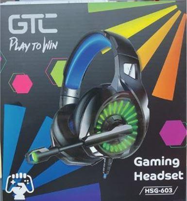 Imagen de GTC GAMER HSG603 PLY TO WIN Manos libres+2 plug+USB