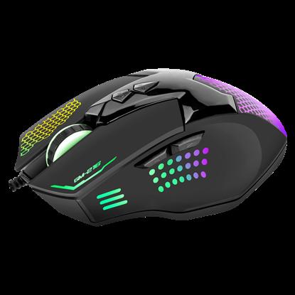 Imagen de XTRIKE  GM-216 RGB GAMER  3600 DPi